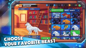 Langlandia Choose Your Favorite Beast Game Play Screenshot